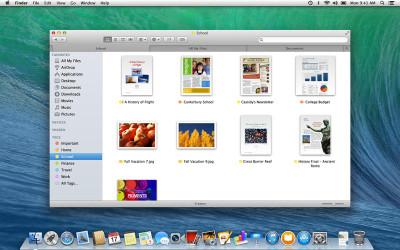 MacOS X Mavericks