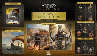 Over Priced AC:Origins Gold Edition