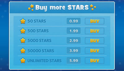 Fair in-app purchase